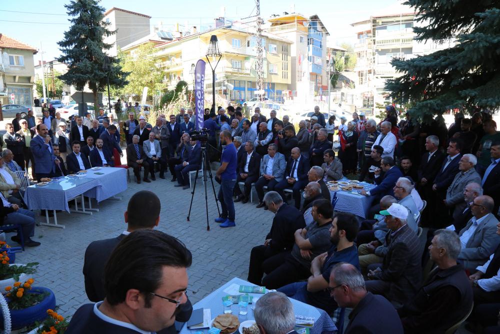Başkan Altay'dan Beyşehir ve Derebucak'a Ziyaret 1