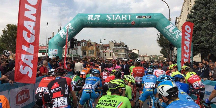 TUR 2018 Konya'da başladı
