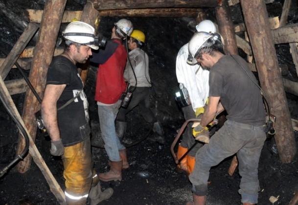 Maden ocağında yeni yıl 6