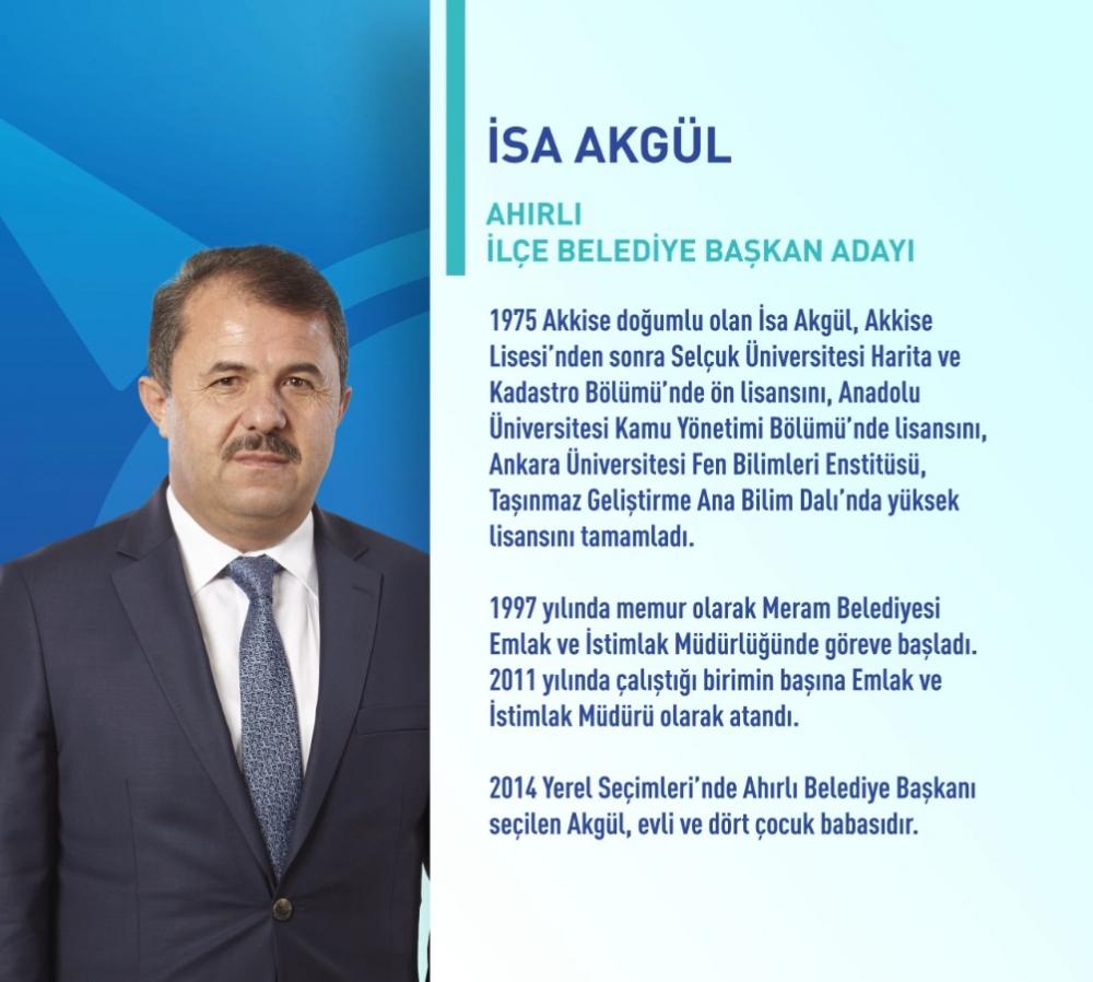 Konya'nın Belediye Başkan Adayları...Fotoğraflı özgeçmiş, tam liste 1