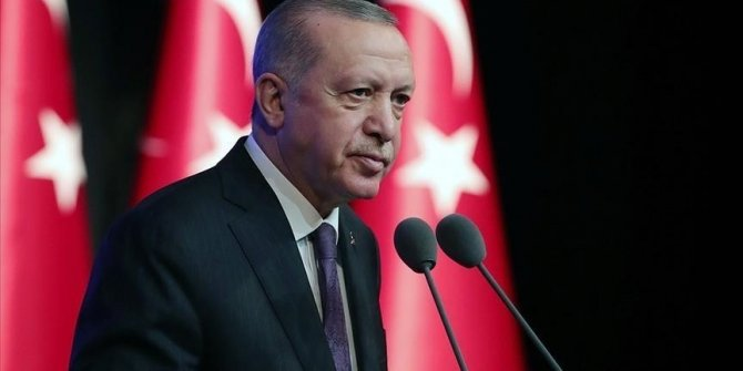 Turkey abandoned in its fight to prevent irregular migration, says President Erdogan