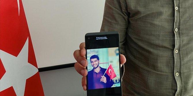 Konya'da Filistinli tıp öğrencisi nişanlanacağı gün kaybolmuş