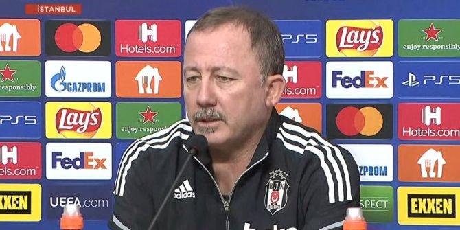 Sergen Yalçın: Yarınki maçın zor olacağının farkındayız