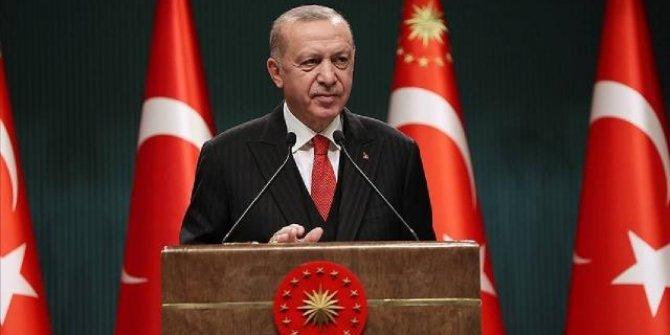 Cumhurbaşkanı Erdoğan Mersin'de gençlerle buluştu