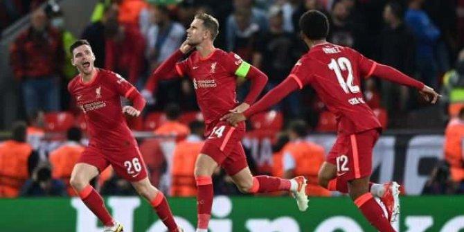 Liverpool, Milan'ı geriden gelip yendi!
