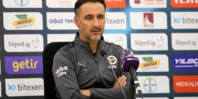 Vitor Pereira: Özgüvenli bir takım görmek istiyorum