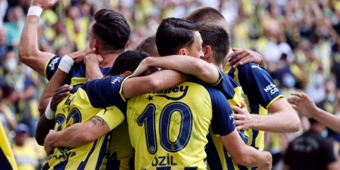 Fenerbahçe puan aldı ama