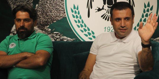 Konyaspor Başkanı Özgökçen: Aile ortamı başarıyı getirdi!