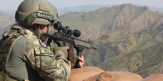 Turkey neutralizes 2 more PKK terrorists in northern Iraq