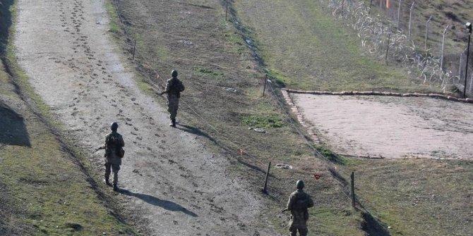 Hudutlarda 2'si FETÖ, 2'si DEAŞ üyesi 13 kişi yakalandı