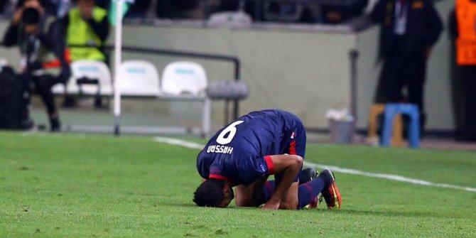 Konyaspor'un golcüsü Ahmed Hassan, o günü unutamıyor!