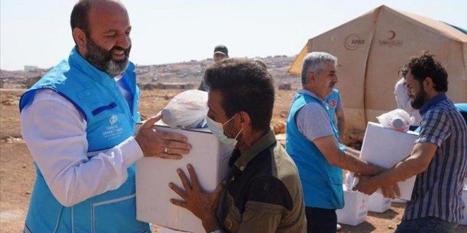 Syrie: La Fondation turque Diyanet prend en charge plus de 1 720 orphelins à Idleb