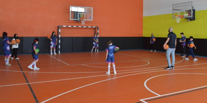 Meram'da Kış Spor Okulları başlıyor