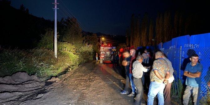 Misafirliğe gittikleri evde çıkan yangında öldüler
