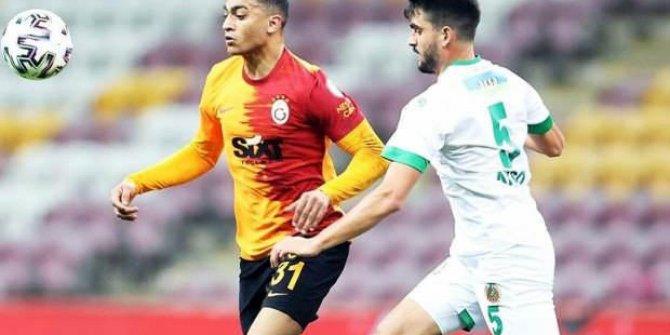 Kayserispor'dan Galatasaray'a şok