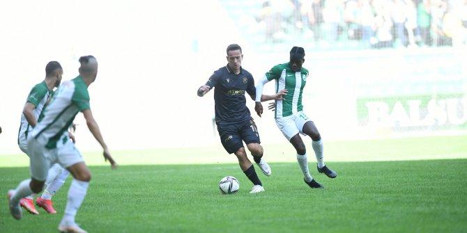 Giresunspor 0-0 Konyaspor | İlk yarı sonucu