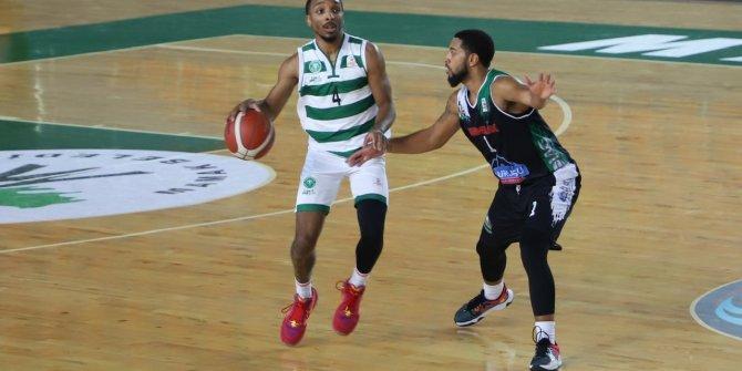 Konyaspor Basket rahat kazandı!