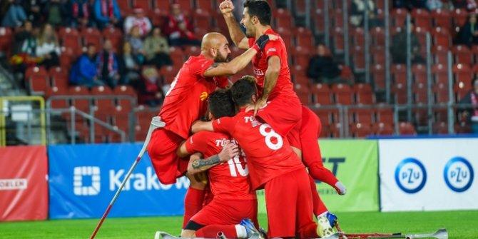 Ampute milli futbol takımı Avrupa şampiyonu!