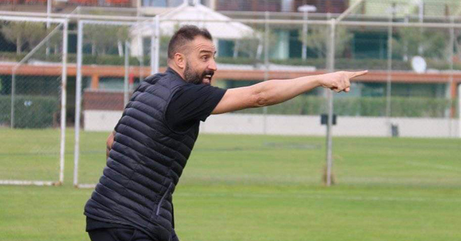 Akşehirspor'a genç hoca!
