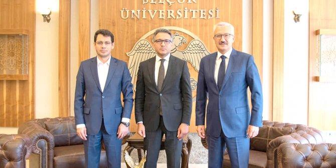 Başsavcılardan  Aksoy'a ziyaret