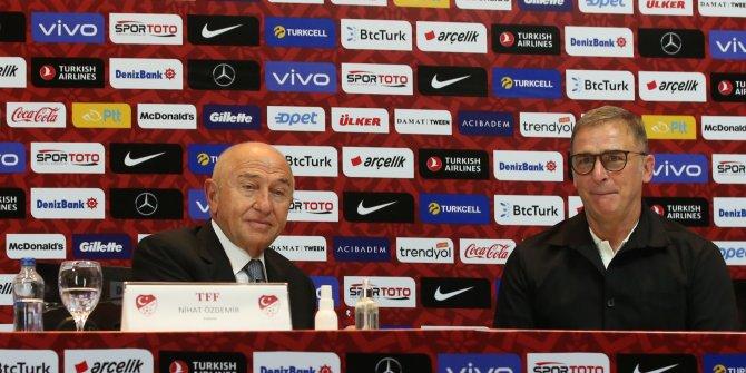 A Milli Futbol Takımında Stefan Kuntz dönemi başladı