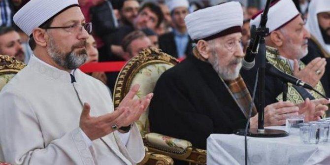 Eyüp Sultan Camii emekli imamı Reisü'ül Kurra Hafız Ahmet Arslanlar vefat etti