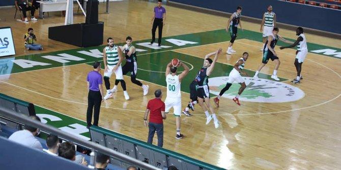 Konyaspor Basket doludizgin!