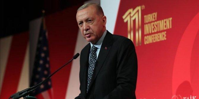 Erdogan : le volume commercial turco-américain atteindra facilement les 100 milliards de dollars