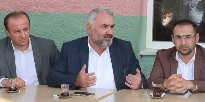 Halil Etyemez: CHP'nin yalanlarına gençlerimiz prim vermez