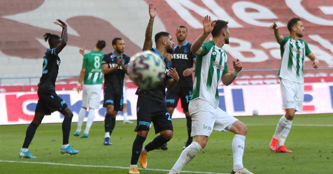 Konyaspor ile Trabzonspor 41. randevuda!