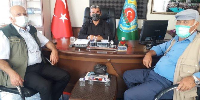 Seydişehir'de haşhaş üreticileri bilgilendirildi