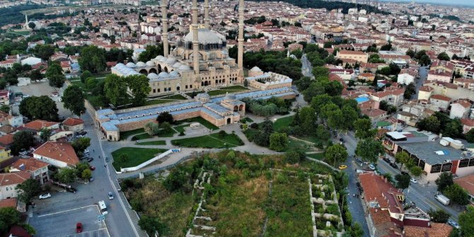 Selimiye Meydan Projesi için çalışmalar başladı