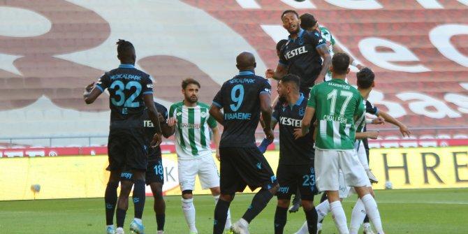 Konyaspor, evinde Trabzonspor'u ağırlayacak