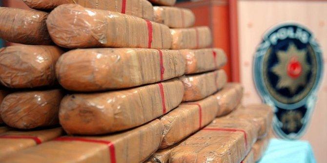 Coup de filet anti-drogue dans le sud-est de la Turquie : saisie de 566 kg d'héroïne