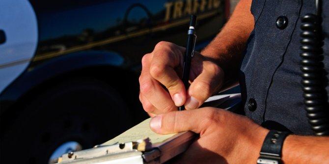 8 ayda 12 milyona yakın trafik cezası kesildi