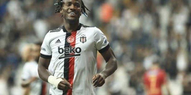 Beşiktaş'a Larin ve Batshuayi'den kötü haber!