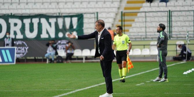 Abdullah Avcı: Konyaspor iyi bir takım