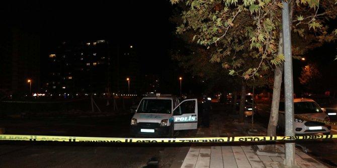 Polise ateş açıp kaçan 3 şüpheliden biri vurularak yakalandı
