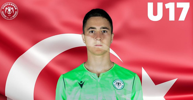 Konyaspor'dan milli takıma kaleci!