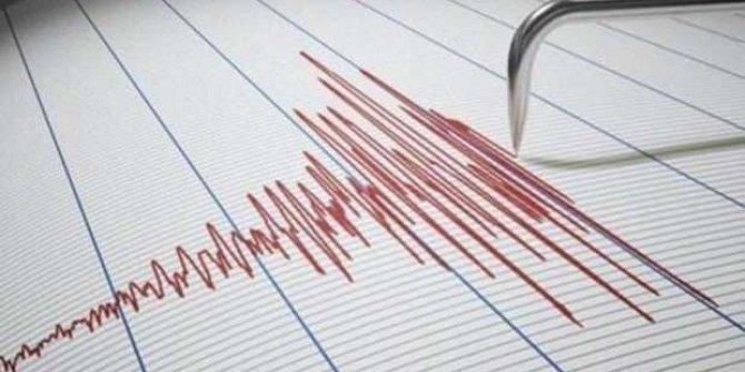 Irak'ta korkutan deprem!