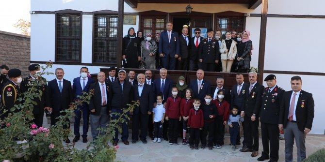 Jandarma Genel Komutanı Orgeneral Çetin'den Konya'yı ziyaret