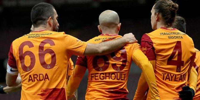 Galatasaray, Süper Lig'de Göztepe'yi konuk ediyor