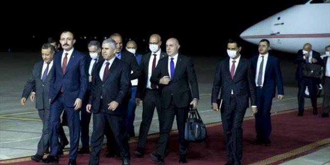 Bakan Muş Erbil'de Türkiye-Irak İş Forumu'na katılacak