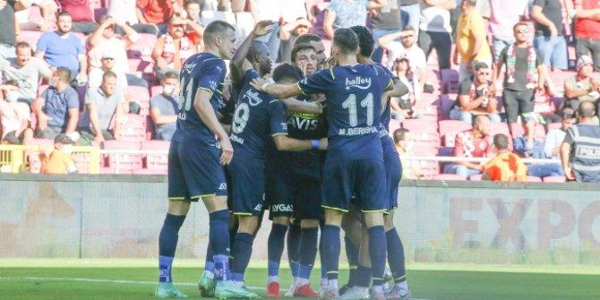 Fenerbahçe Hatay'ın serisini bitirdi