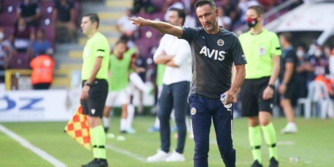 Vitor Pereira: Performanstan çok memnunum