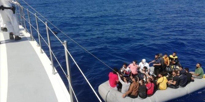 Turquie: sauvetage de 48 migrants irréguliers refoulés par la Grèce