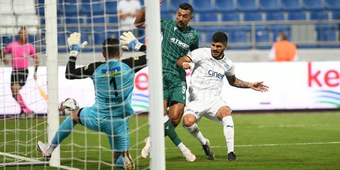 Kasımpaşa 1-2 Konyaspor İY