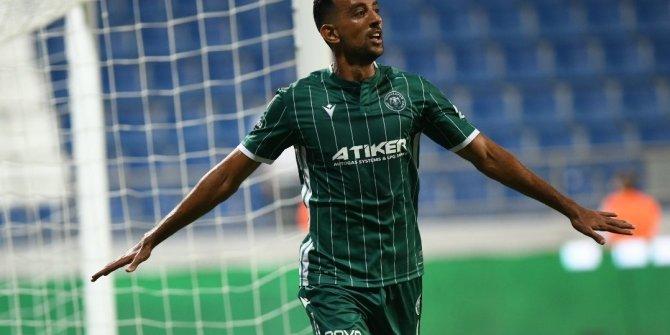 Konyaspor'da Ahmed Hassan ilkleri yaşadı