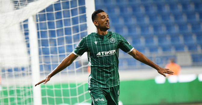Konyaspor'un golcüsü Ahmed Hassan'ın bonservis bedeli belli oldu!
