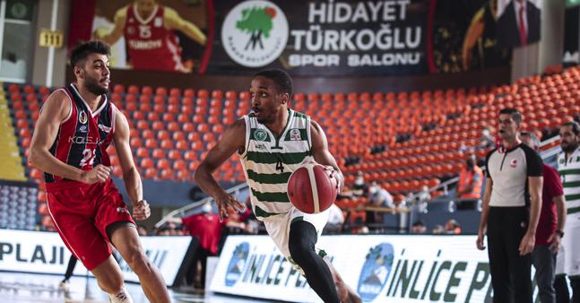 Konyaspor Basket'te rota lige döndü!